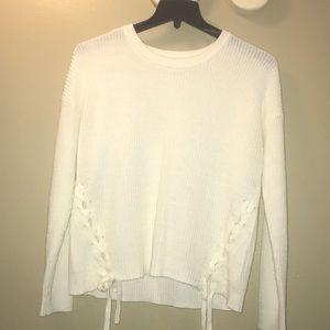 Woman's knit sweater